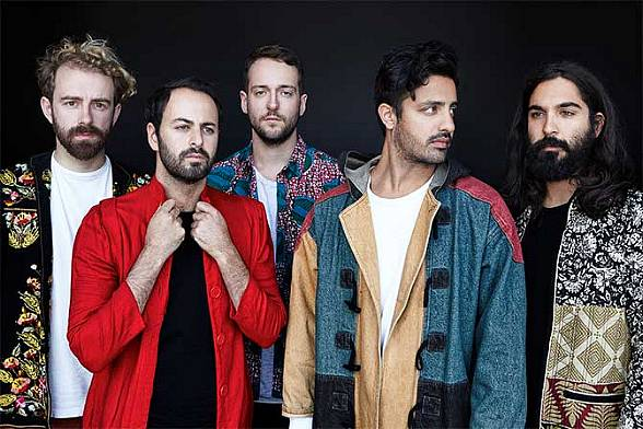 Young the Giant and Fitz and the Tantrums to Co-Headline at Downtown Las Vegas Events Center, Aug. 16