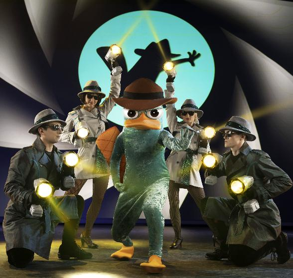 Disney's Phineas and Ferb: The Best LIVE Tour Ever! Comes to The Orleans Arena Sept. 30 - Oct. 2