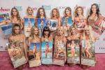 """The Cast of FANTASY Poses with their 2017 """"Natural Beauties of Las Vegas"""" Calendar"""