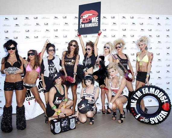 Cathy and David Guetta's F*** Me I'm Famous! debuts at WET REPUBLIC