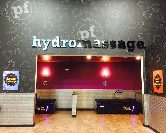 HydroMassage beds