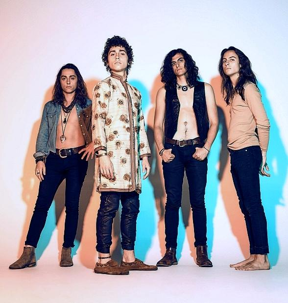 """Greta Van Fleet Announces Fall Leg Of Its 2019 """"March Of The Peaceful Army Tour"""" Including A Stop At The Joint At Hard Rock Hotel & Casino Las Vegas, Sept. 27"""