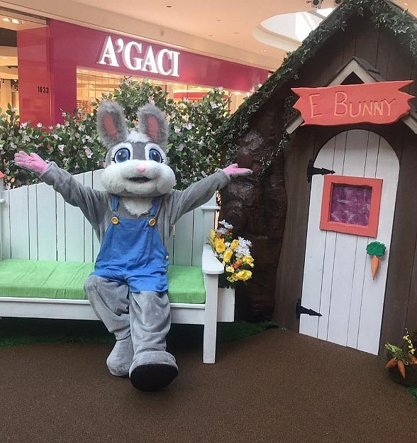 Families with Special Needs Celebrate Easter at Galleria at Sunset's Sensory-Friendly Bunny Experience April 7