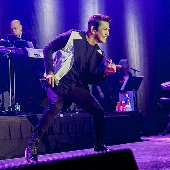 Filipino Sensation Gary Valenciano and Katrina Velarde Take Over M Pavilion for Memorial Day Weekend Concert at M Resort Spa Casino