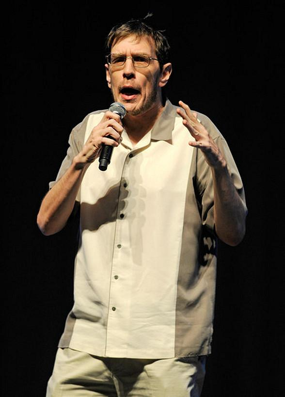 'On Air with Robert & CC' to Interview Quirky Comedian Geechy Guy at Rockhouse August 9