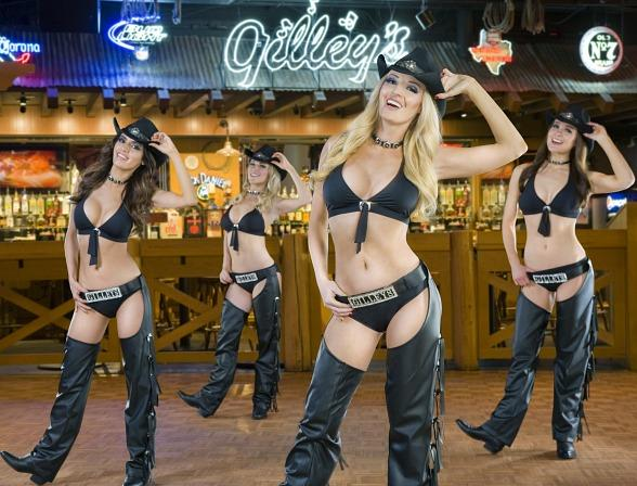 Break Out Your Best Boots for New Year's Eve at Gilley's