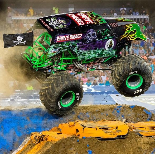 2019 Monster Jam All-Star Challenge Tickets On Sale Now; Inaugural Monster Jam All-Star Challenge at Sam Boyd Stadium October 11-12, 2019