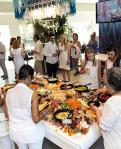 Guests at South Beach Resort