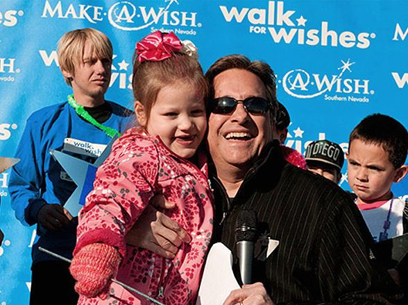 """Make-a-Wish Southern Nevada to Host Annual """"Walk For Wishes"""" Presented by Caesars Foundation March 21"""