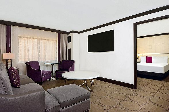 Harrah's Laughlin Completes $20 Million Redesign of 410 South Tower Rooms