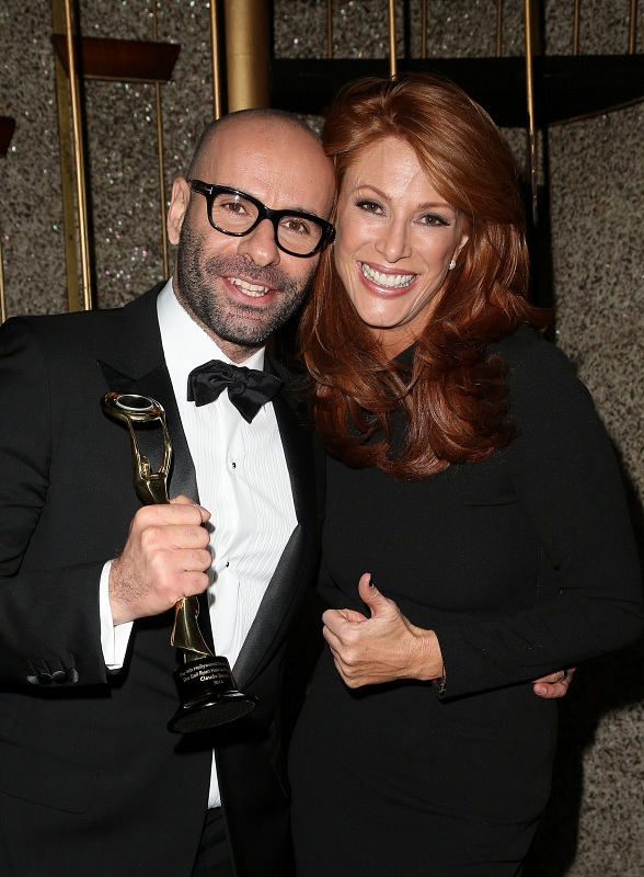 """Celebrity Hairstylist Claude Baruk Honored As """"Celebrity Hairstylist of the Year"""" at Hollywood Beauty Awards"""