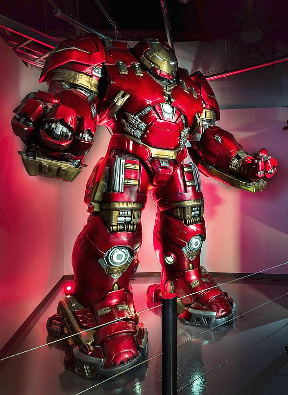 Avengers S.T.A.T.I.O.N. Immersive Attraction Opens at Treasure Island Hotel and Casino