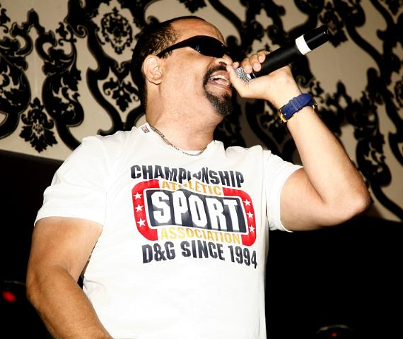 Ice T at Prive