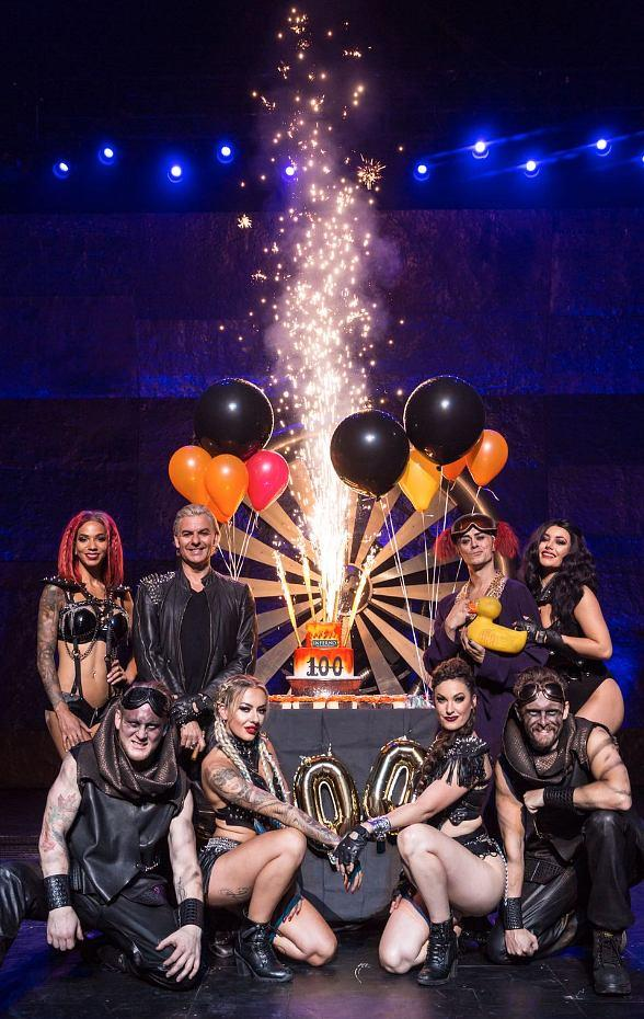 """""""Inferno: The Fire Spectacular"""" Scorches the Strip! Acclaimed Show Celebrates 100th Performance at Paris Las Vegas"""