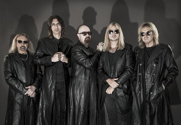 """Judas Priest """"Firepower"""" Tour Makes Stop at The Joint at Hard Rock Hotel & Casino June 29, 2019"""