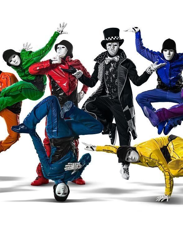 Jabbawockeez to Perform in LV4PH Festival to Raise Funds and Awareness for Victims of Typhoon Yolanda Dec. 14