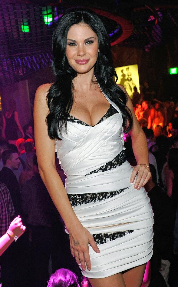 Jayde Nicole at Gallery Nightclub inside Planet Hollywood Resort & Casino
