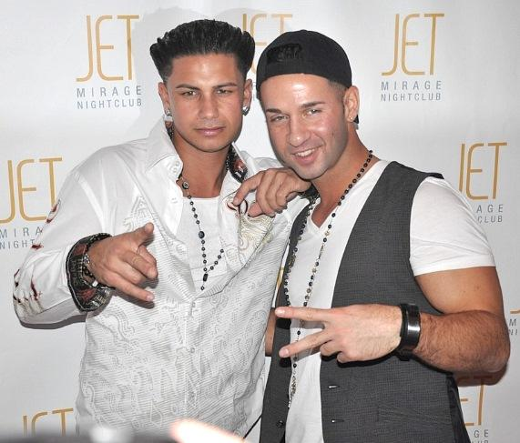 Jersey Shore's Pauly D and The Situation at JET