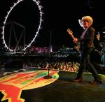 Justin Moore at ACM Party for a Cause