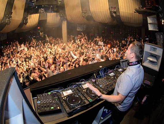 Kaskade at Marquee Nightclub