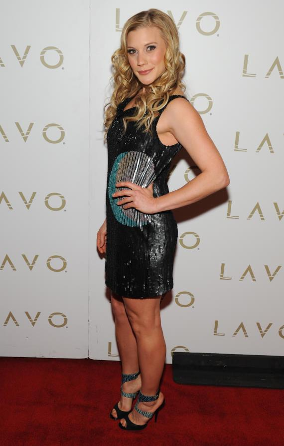 Katee Sackhoff at LAVO red carpet