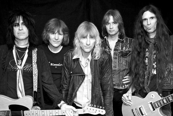 KIX to Perform as Fremont Street Experience Welcomes Race Fans with 10th Annual RaceJam 2013