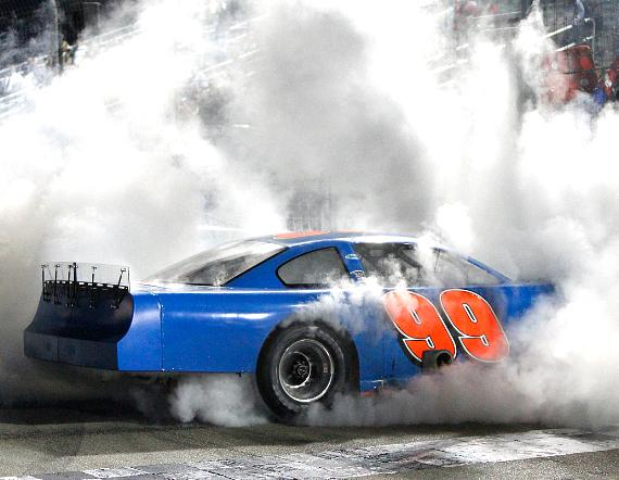 White wins Fall Classic's Open Comp 150 at The Bullring at LVMS
