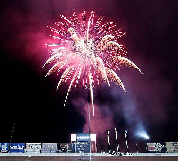"""The Bullring at Las Vegas Motor Speedway to Host """"Night of Fire"""" on Monday, July 3"""