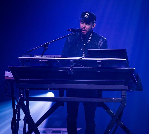 Linkin Park Puts On Sold Out Performance to Kick Off CBS Radio's SPF at The Chelsea Inside The Cosmopolitan of Las Vegas
