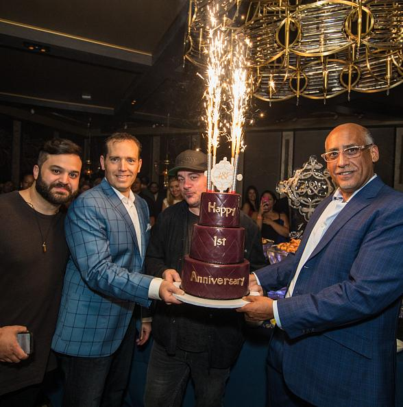 Chris Santos and TAO Group Celebrate Beauty & Essex's First Anniversary
