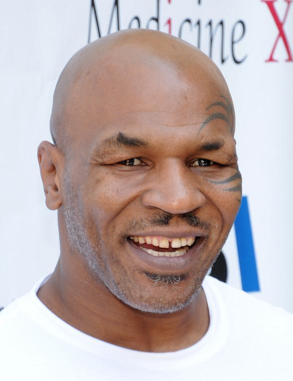 Mike Tyson Launches Mike Tyson Cares Foundation