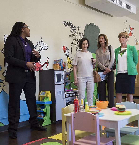 The WestCare Nevada Women and Children's Campus gets Major Renovation thanks to Las Vegas Community