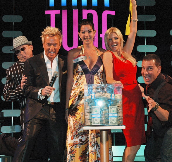 Name That Tune Live! Grand Prize Winner at Imperial Palace in Las Vegas