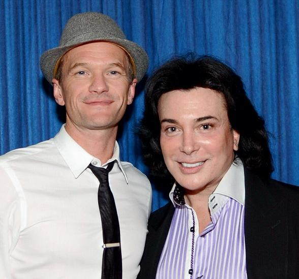 """Neil Patrick Harris Attends and Frank Marino's """"Divas"""" Show at The Quad"""