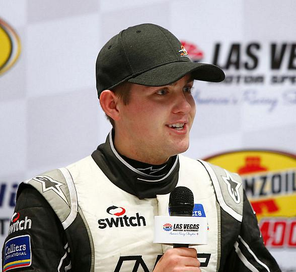 Noah Gragson Excited for Saturday's Boyd Gaming 300 at Hometown Track at LVMS