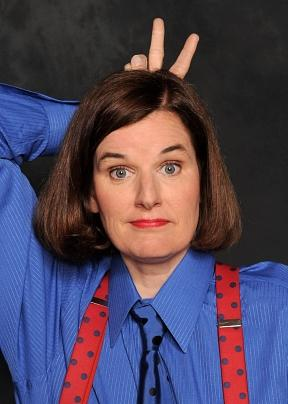 Paula Poundstone Brings Razor-Sharp Wit and Spontaneity to The Orleans Showroom January 22-23