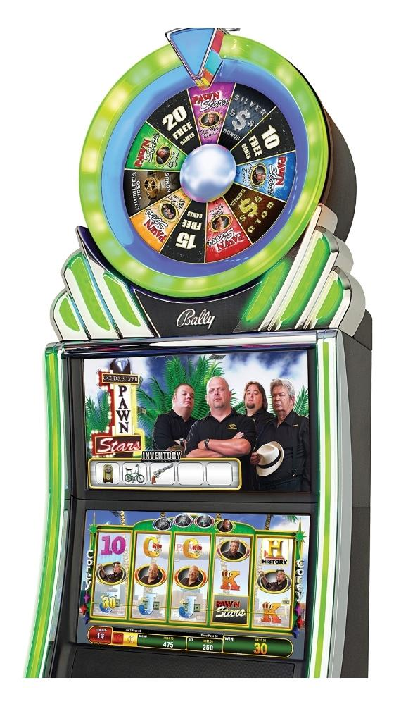 Pawn Stars Slot Machine