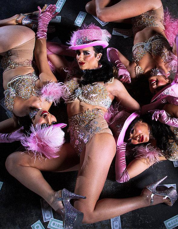 Pole Show LA, the Hottest Pole Dance Show in the US to perform at The Joint at the Hard Rock Hotel Las Vegas