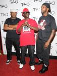 Public Enemy – Chuck D, Flavor Flav, DJ Lord at TAO Nightclub in Las Vegas