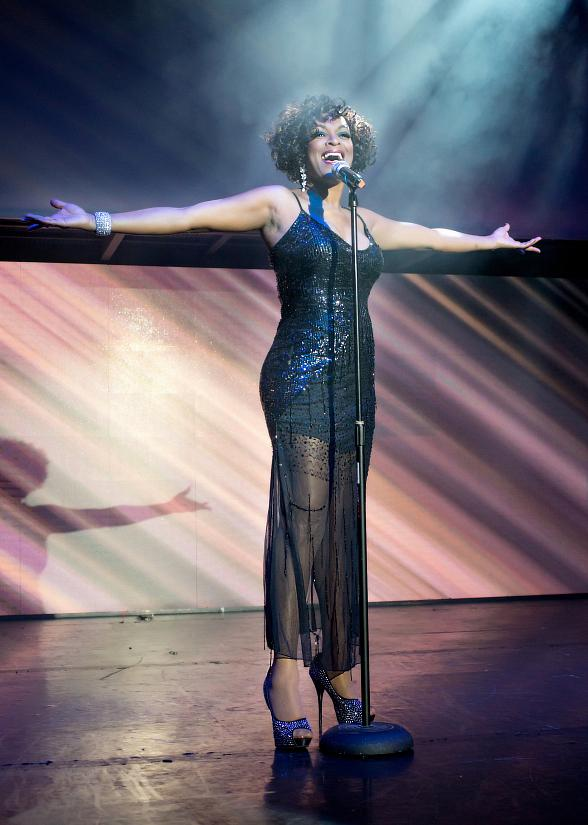 """""""Queen of the Night! Remembering Whitney"""" Brings Whitney Houston's Greatest Songs to Life at Suncoast Showroom Nov. 26-27"""
