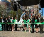 Ribbon Cutting at New York-New York