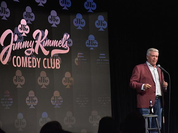 Ron White surprise set at Jimmy Kimmel's Comedy Club