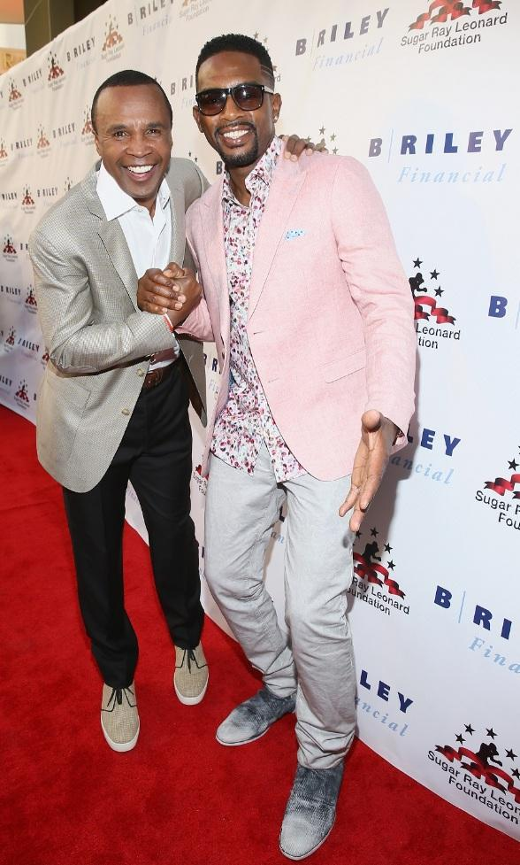 """Bill Bellamy to Host 8th Annual """"Big Fighters, Big Cause"""" Charity Boxing Night presented by B. Riley & Co. to Benefit the Sugar Ray Leonard Foundation May 24"""