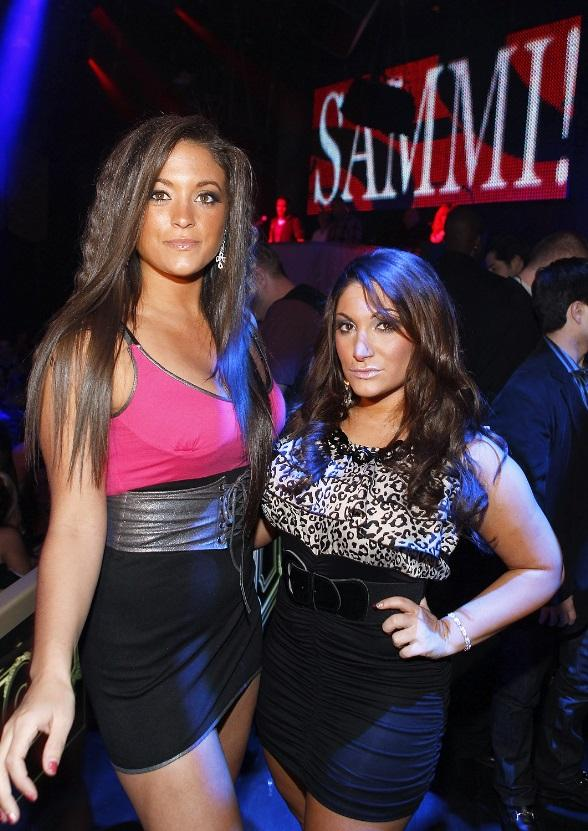 "Deena Nicole, Sammi Sweetheart of ""Jersey Shore"" to Celebrate Labor Day Weekend at Gallery Nightclub"