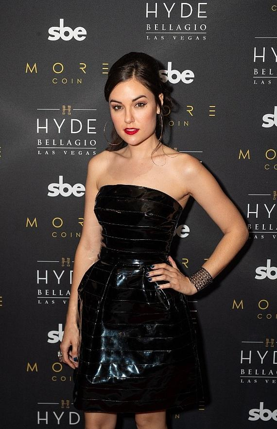 Sasha Grey takes over Hyde Bellagio during Stereo Hyde