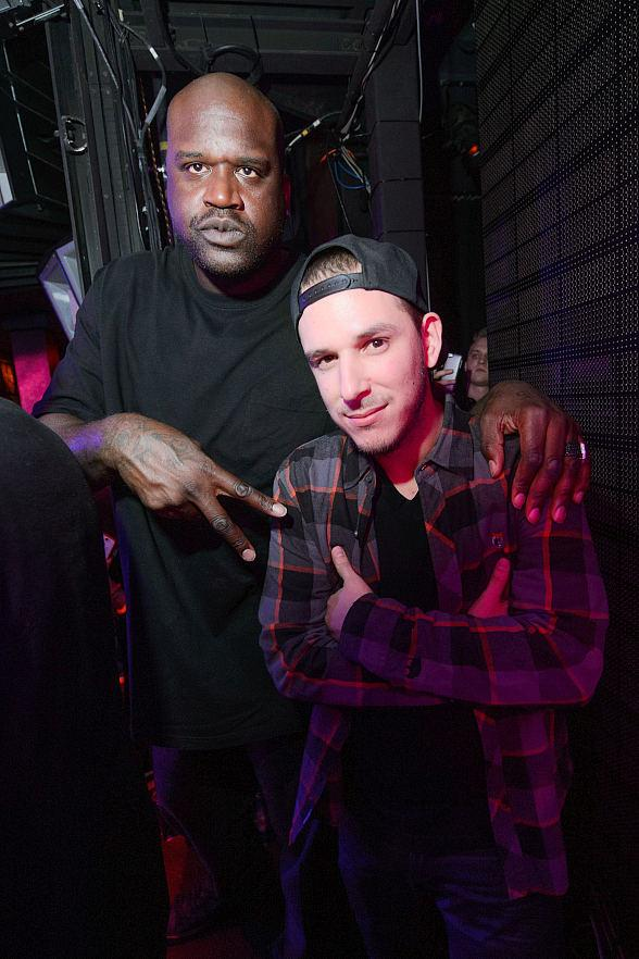 Shaquille O'Neal & DJ Eric D-Lux
