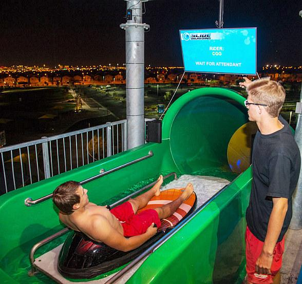 Wet'n'Wild Las Vegas to Unveil the World's First Slideboarding Attraction