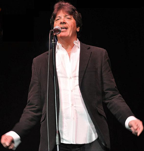 Singer Sonny Geraci Brings Timeless Hits to Suncoast Showroom Jan. 14