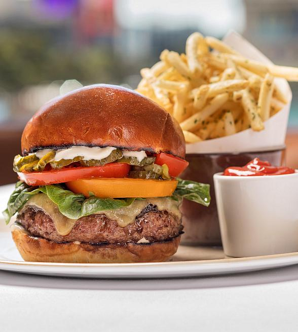 Wolfgang Puck's Spago at Bellagio Introduces Fall Lunch Menu
