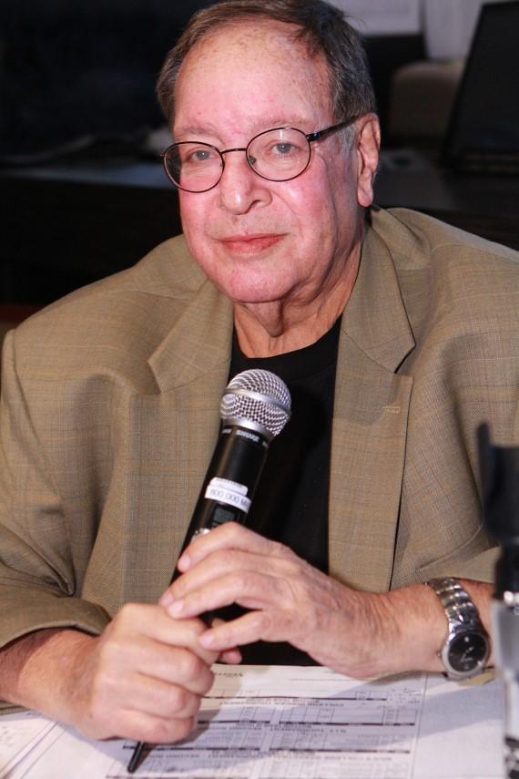 Sports Commentator Hank Goldberg